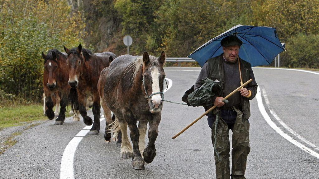 Mal tiempo en Navarra