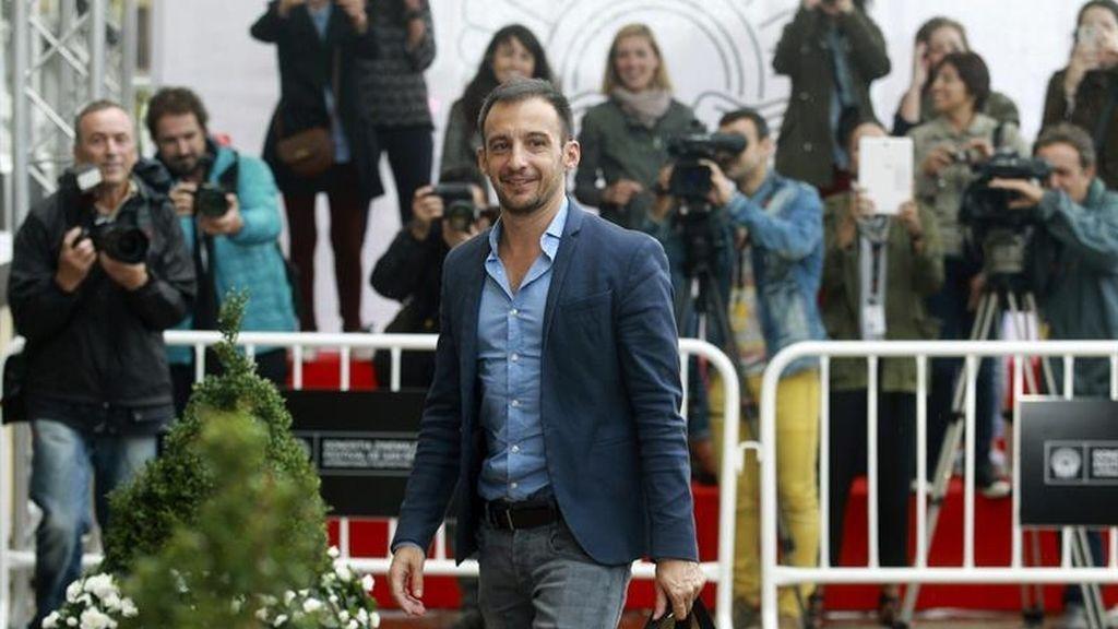 Alejandro Amenábar en el Festival de Cine de San Sebastián