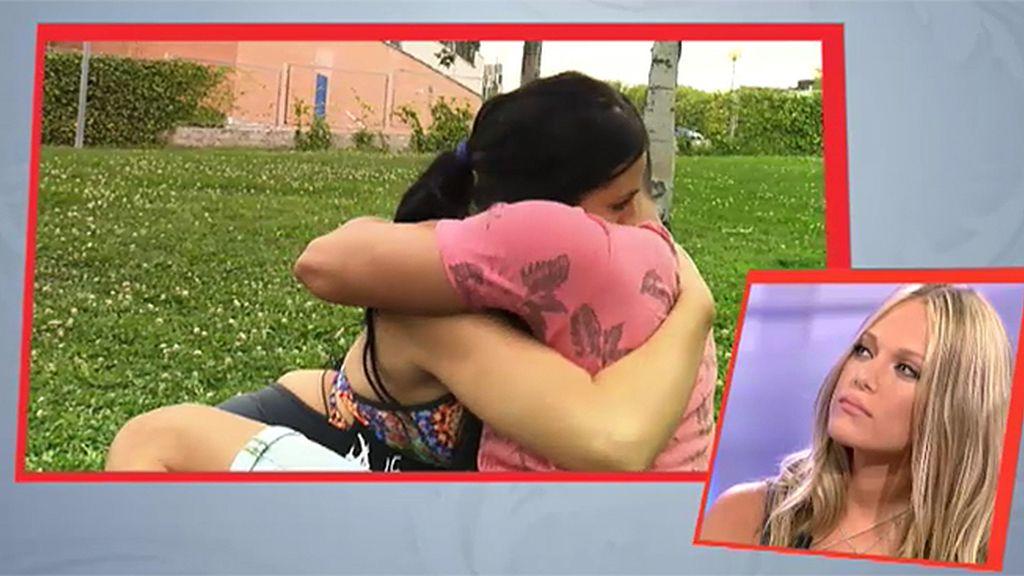 """Ángel, a Elena: """"Ahora mismo estoy frío contigo"""""""