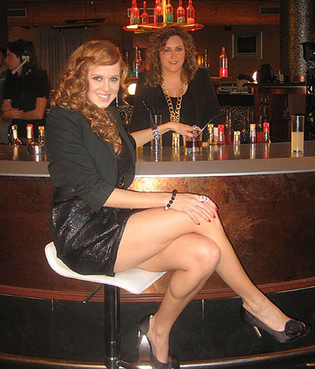 Una chica Ginger