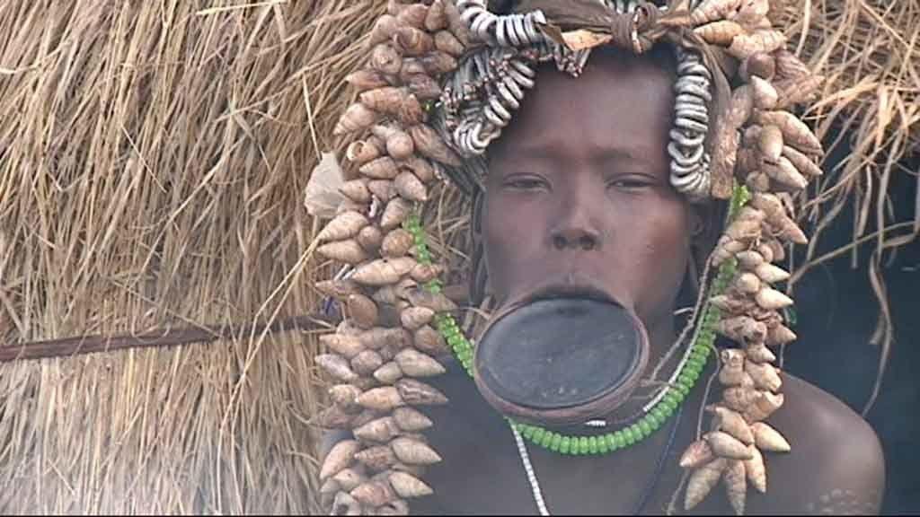 Tribus de Etiopía