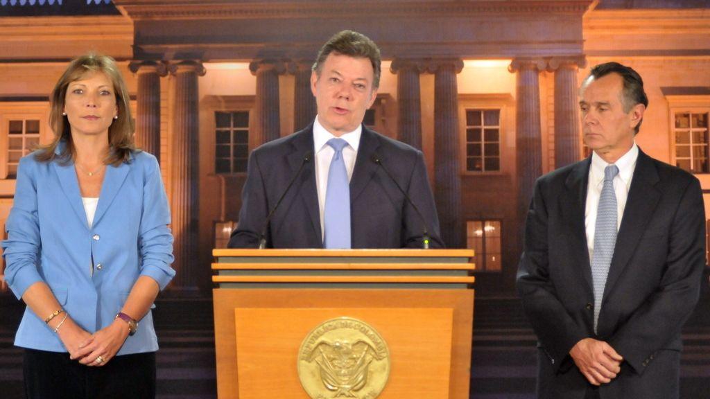 Santos anuncia que padece cáncer de próstata