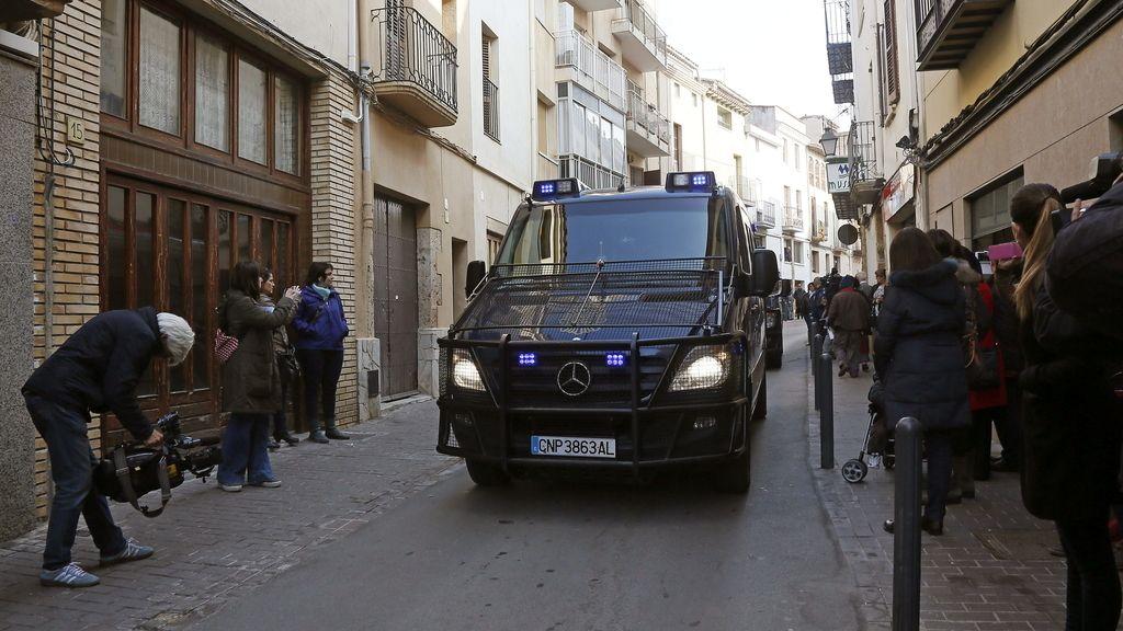 La Policía Nacional detiene a ocho presuntos miembros de una célula yihadista