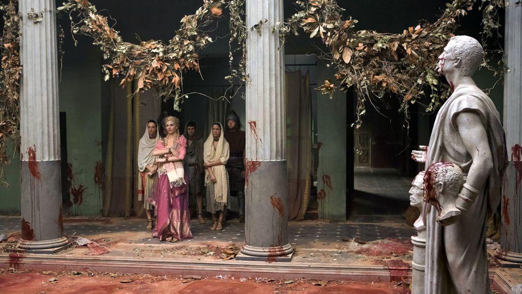 Las mejores fotos del estreno de 'Spartacus: La venganza'