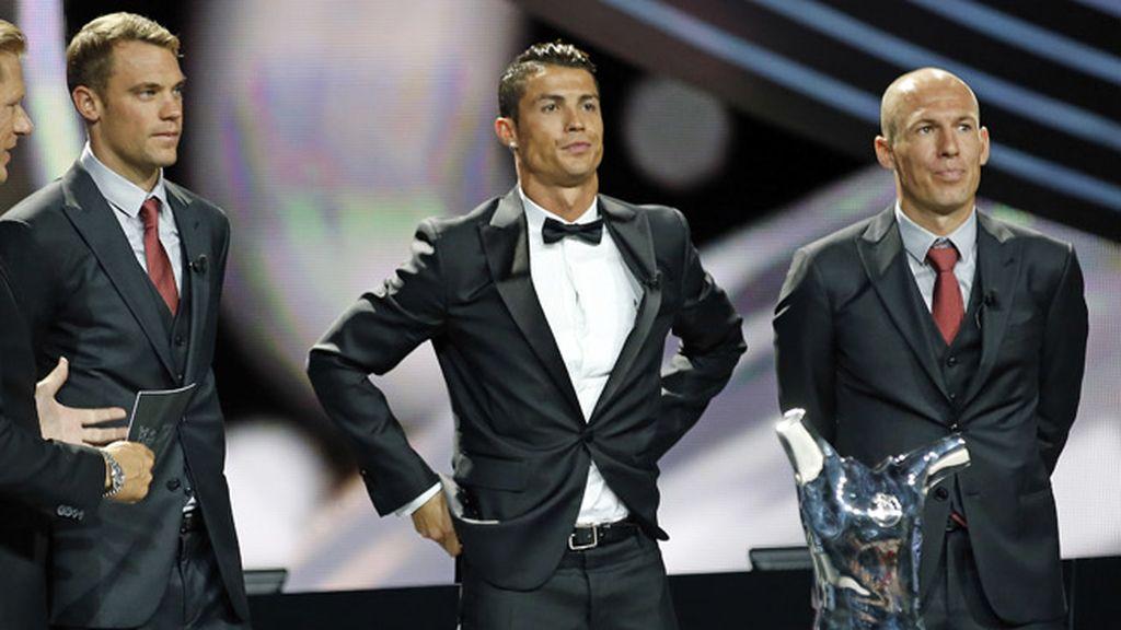 Cristiano Ronaldo: 'Mejor Jugador en Europa'