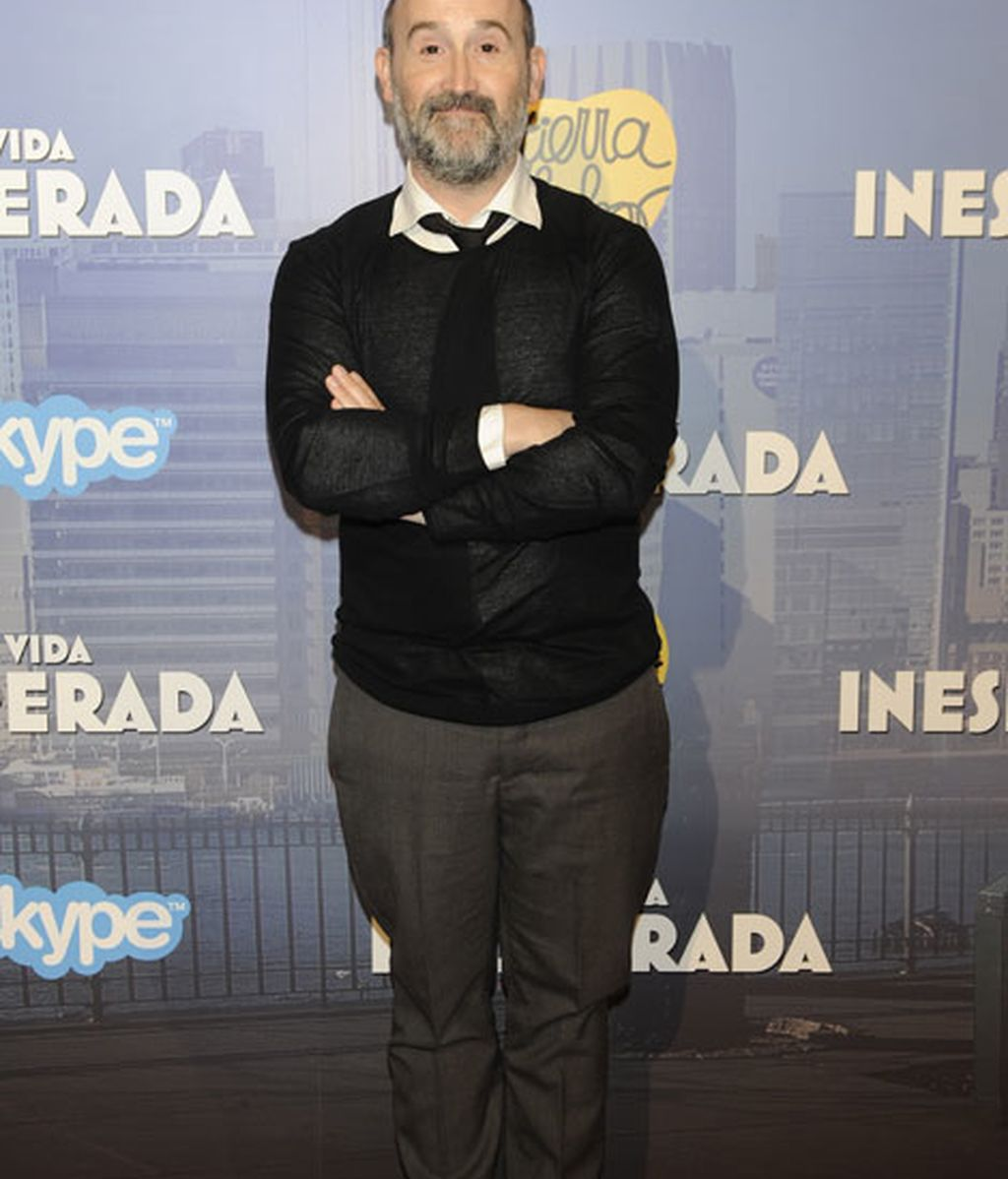 Javier Cámara, otro de los protagonistas de la película