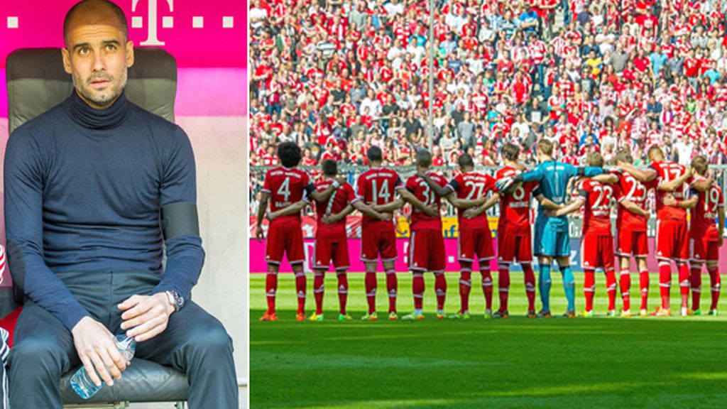 Guardiola y su Bayern también se acuerdan de Tito Vilanova