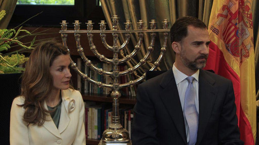 Los Príncipes, en Jerusalén