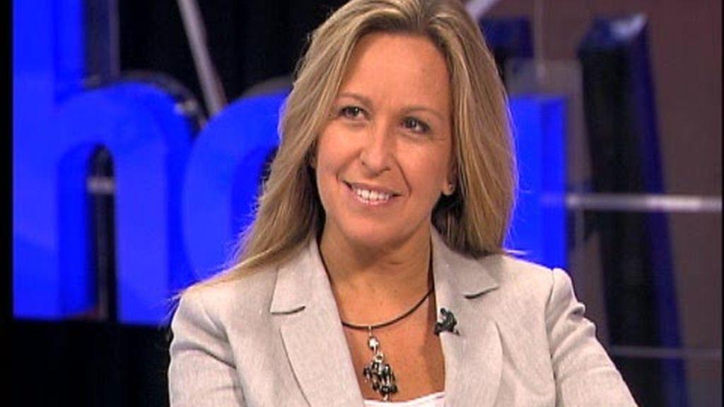 Iñaki Gabilondo entrevista a Trinidad Jiménez en 'Hoy'