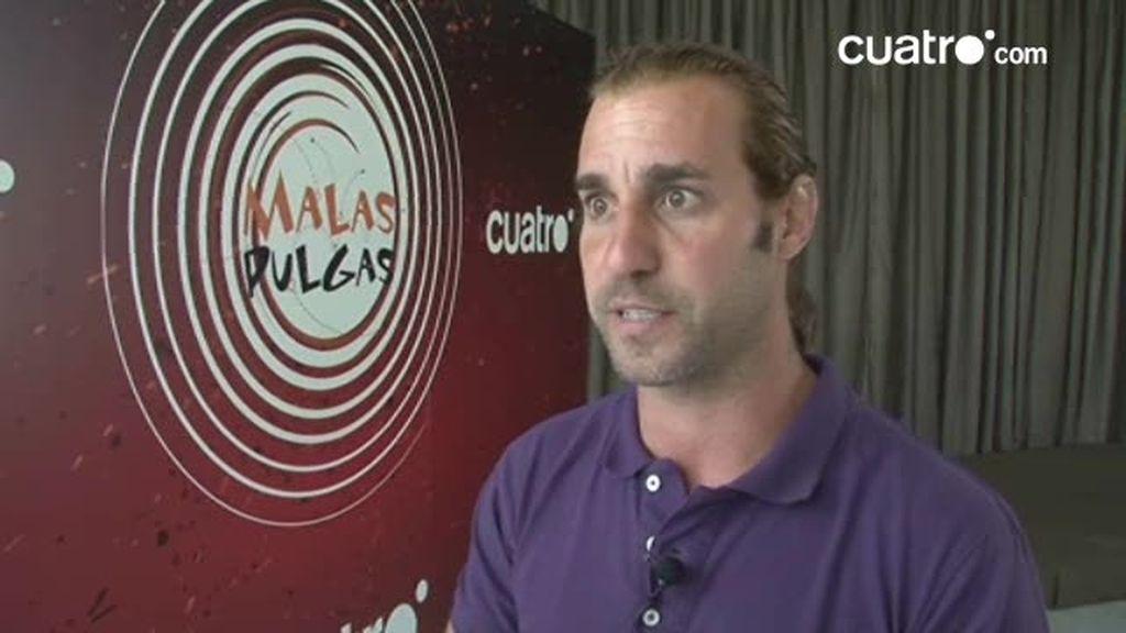 Título: Borja Capponi te adelanta en la web qué es Malas Pulgas.