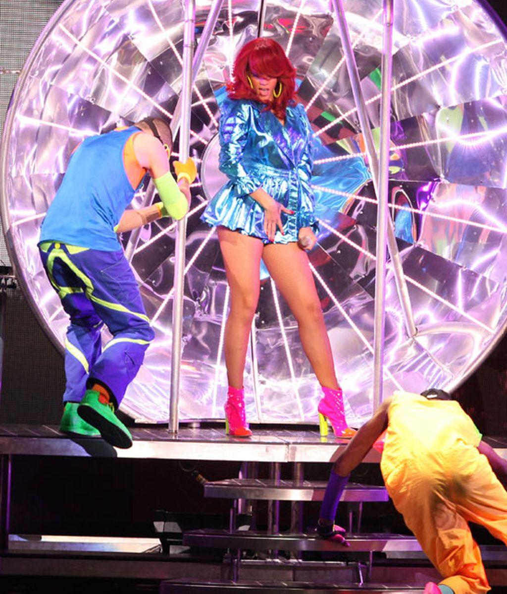 Rihanna lo da todo, todo