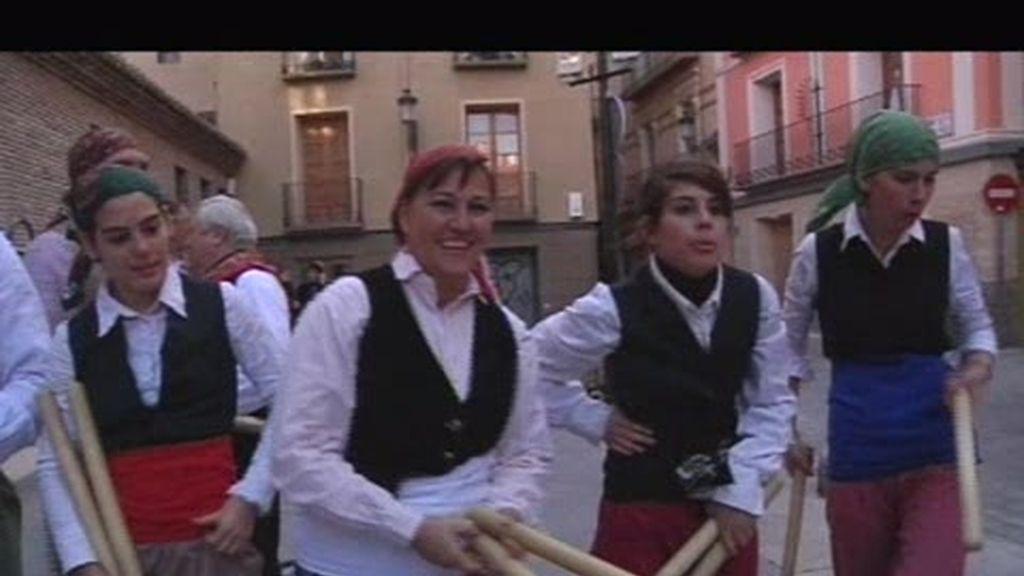 El Gancho: El 'dance', el baile de los palos