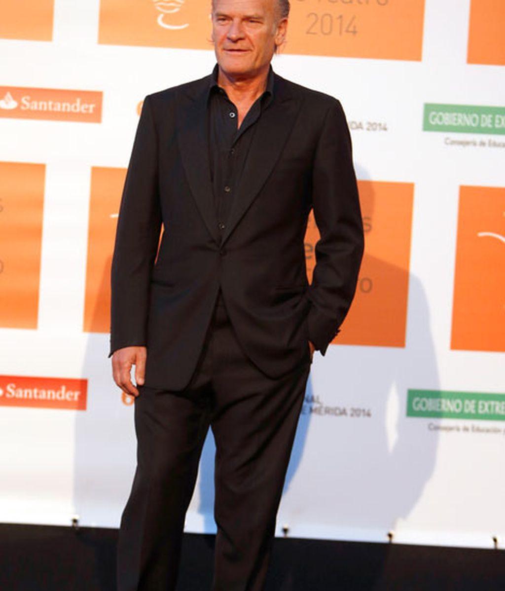 Lluis Homar fue nombrado como Mejor Actor