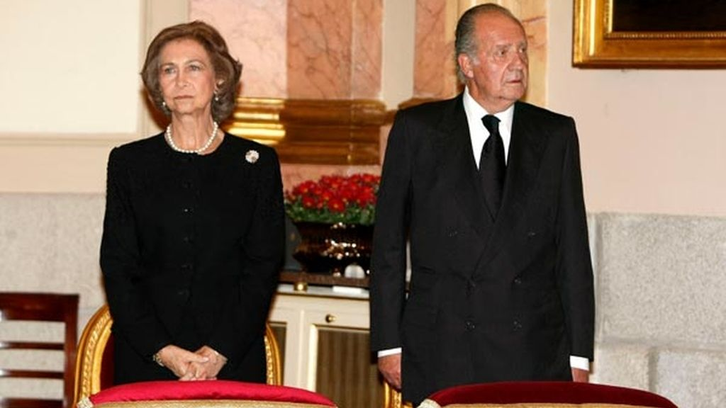 La Casa Real despide a Sabino Fernández Campo