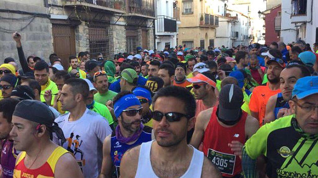 Maratón Vías Verdes Ojos Negros, Castellón