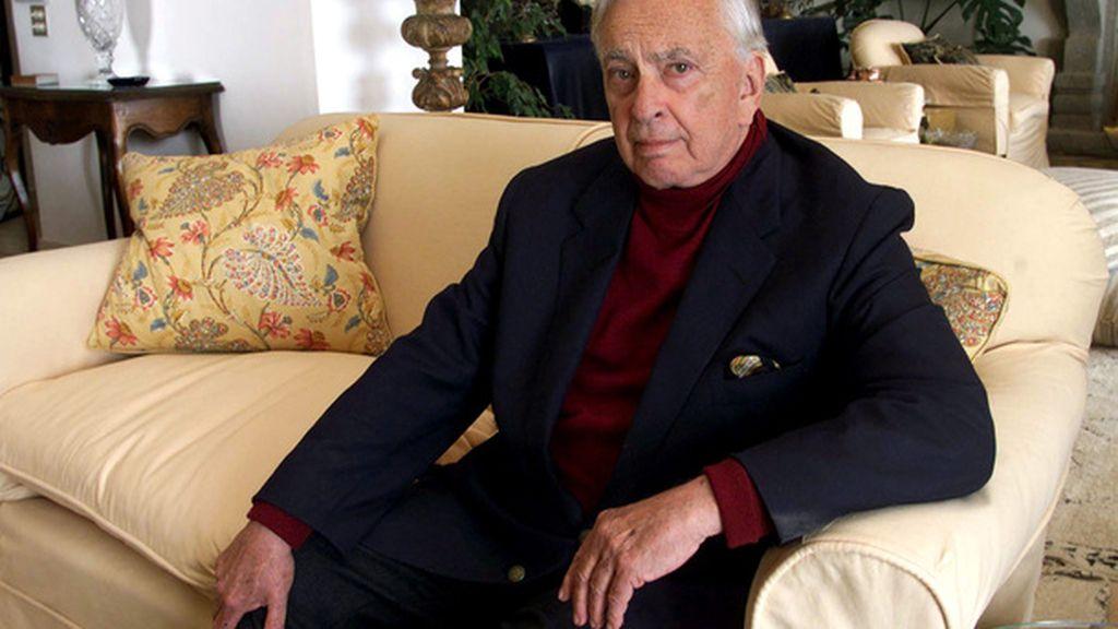 Fallece el escritor estadounidense Gore Vidal a los 86 años