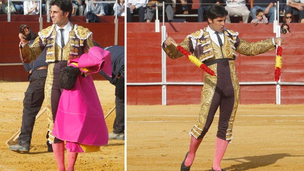 Fran Rivera toreó en Boadilla del Monte