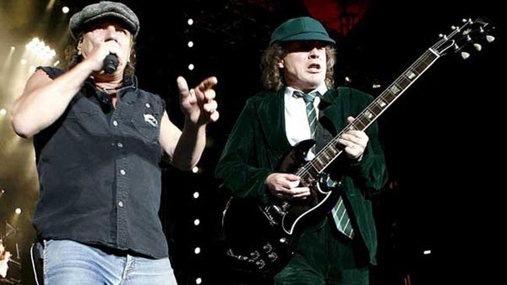 AC/DC en estado puro
