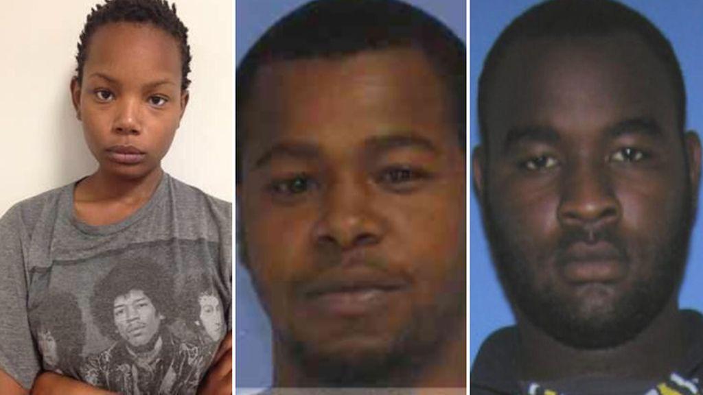 Presentan cargos contra tres personas por el asesinato de dos policías en Misisipi