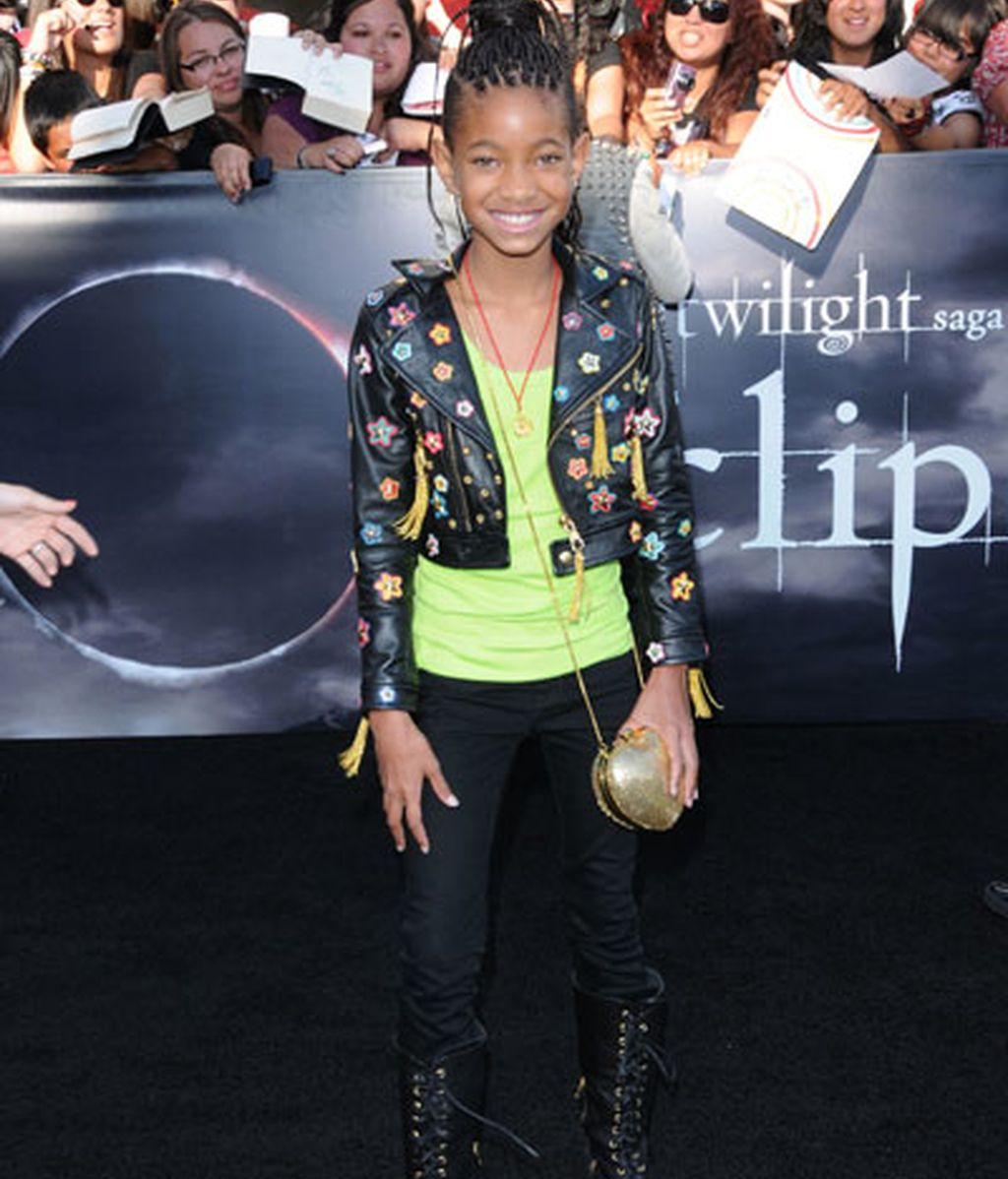 Willow Smith o cómo vestirse para ser una it girl