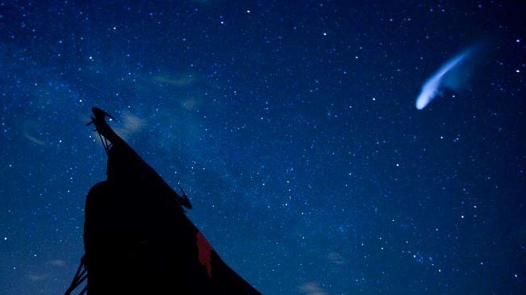 Lluvia de estrellas de San Lorenzo