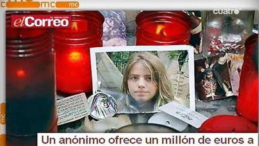 Recompensa de un millón de euros para quien aporte pistas nuevas sobre el caso Marta del Castillo