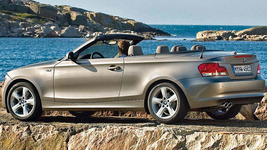 El nuevo BMW Serie 1 Cabrio