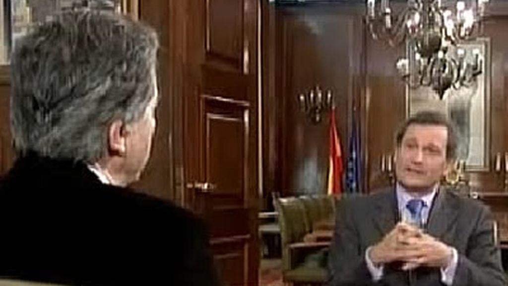 Gabilondo entrevista al Presidente del CSIC
