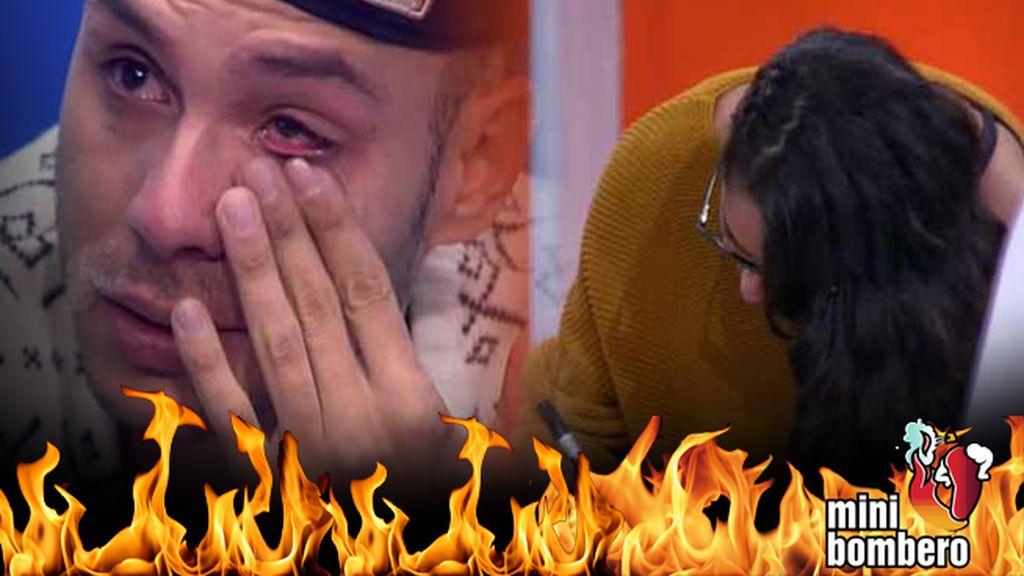 """Omar, sobre Lucía """"Que duro es no estar con ella"""""""