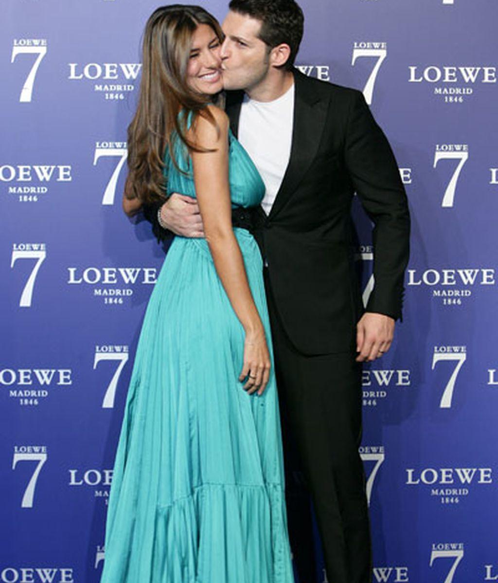 Cayetano y Eva, protagonistas para Loewe