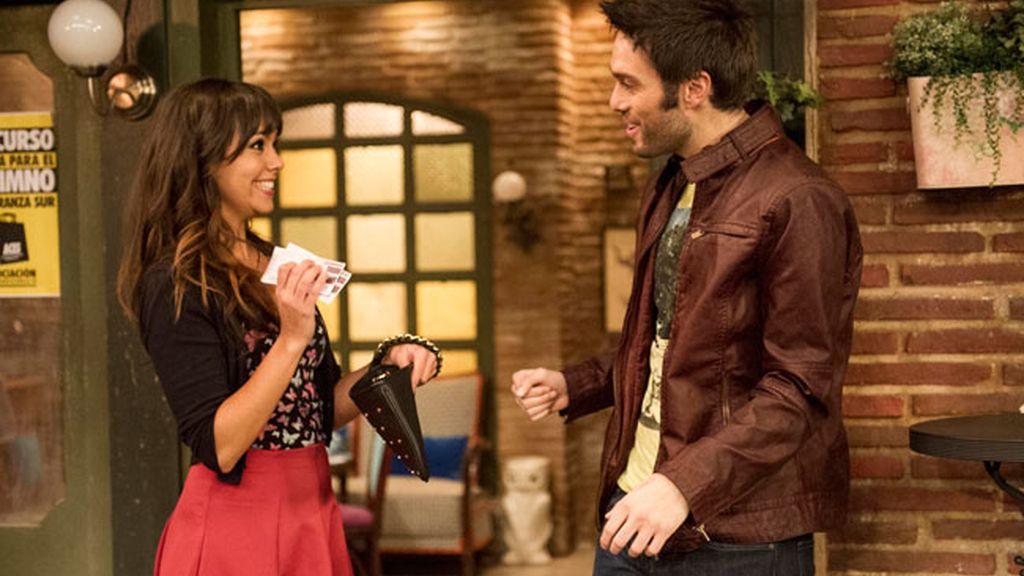 Cristina Pedroche y Juanra Bonet, cameos de lujo en 'Aída'