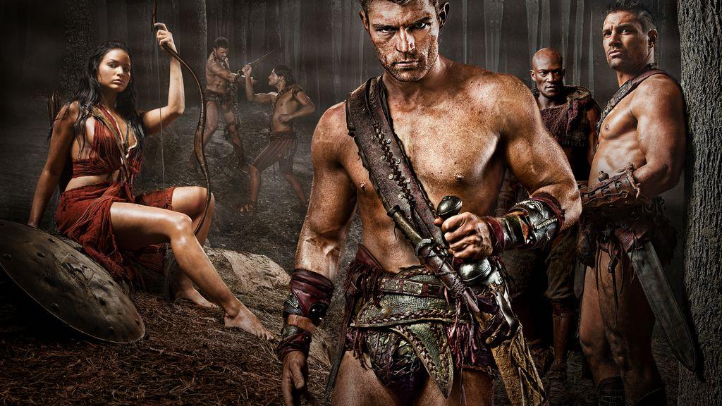 Un 'nuevo' Spartacus dirige la rebelión de los esclavos