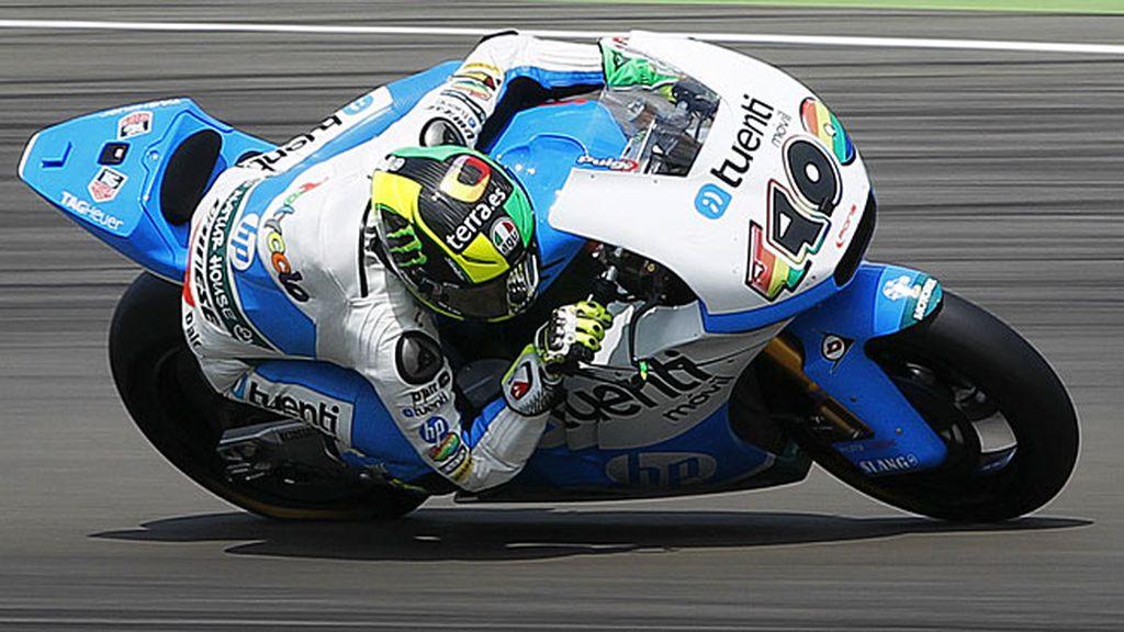Pol Espargaró venció en Assen en Moto2