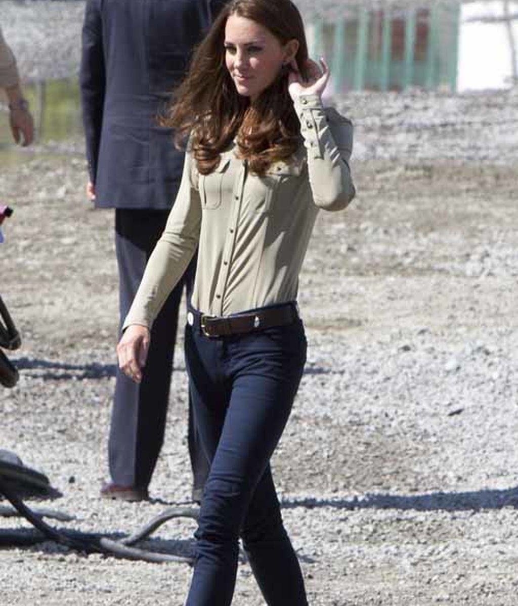 Kate Middleton, reina de estilo