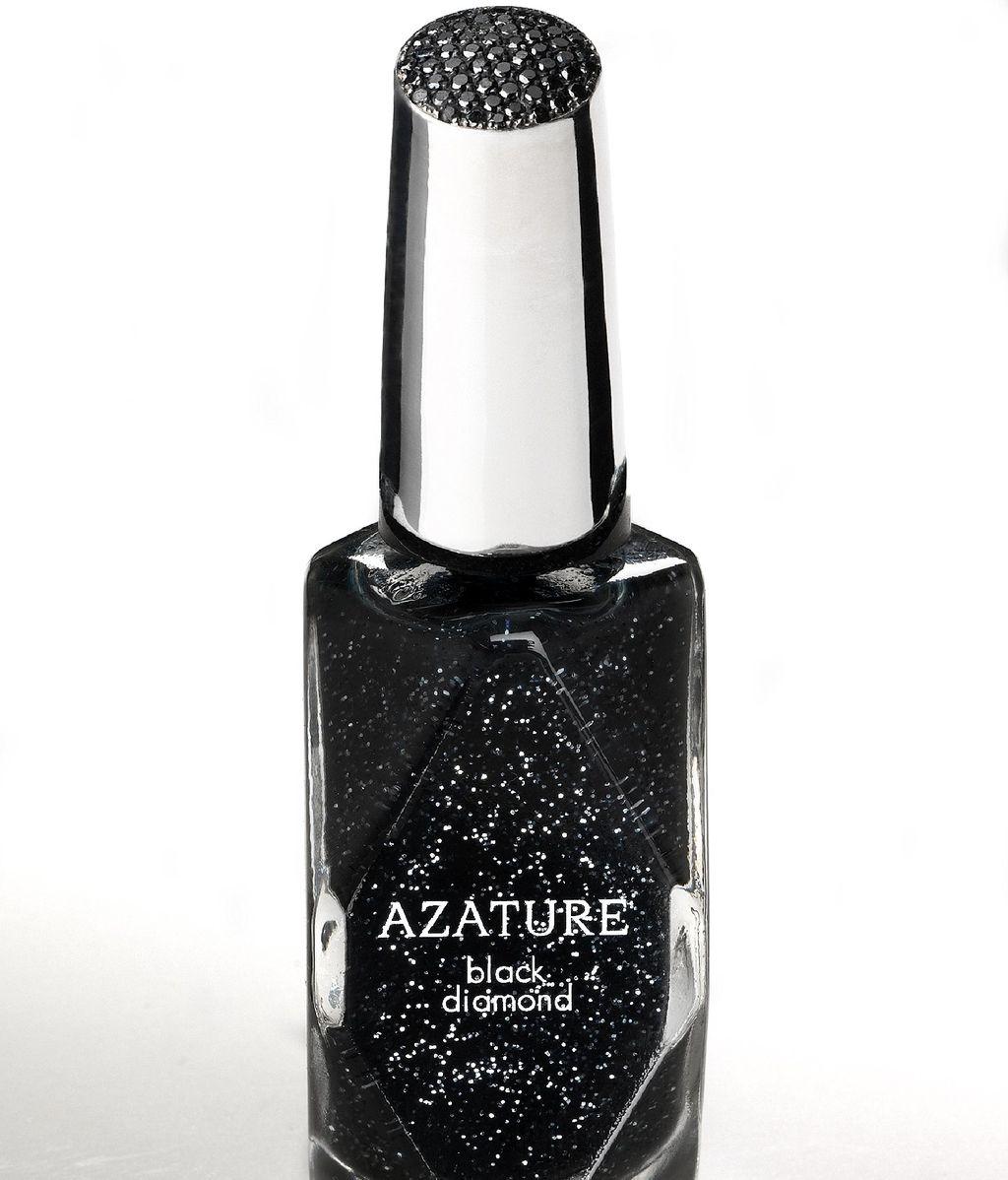 El pintauñas más caro del mundo, Azature Black Diamond