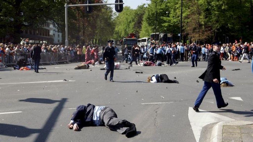 Atropello mortal en un desfile Real en Holanda
