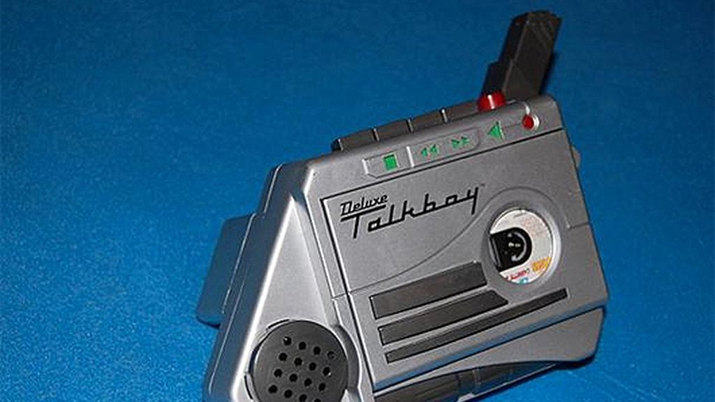 1993: 'The TalkBoy'