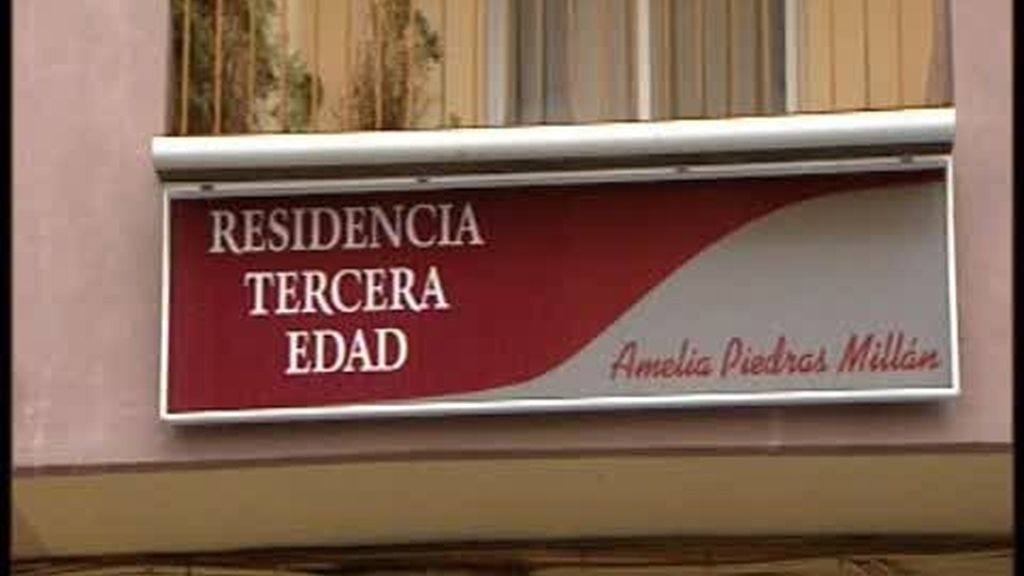 Incendio en un geriátrico en Valencia