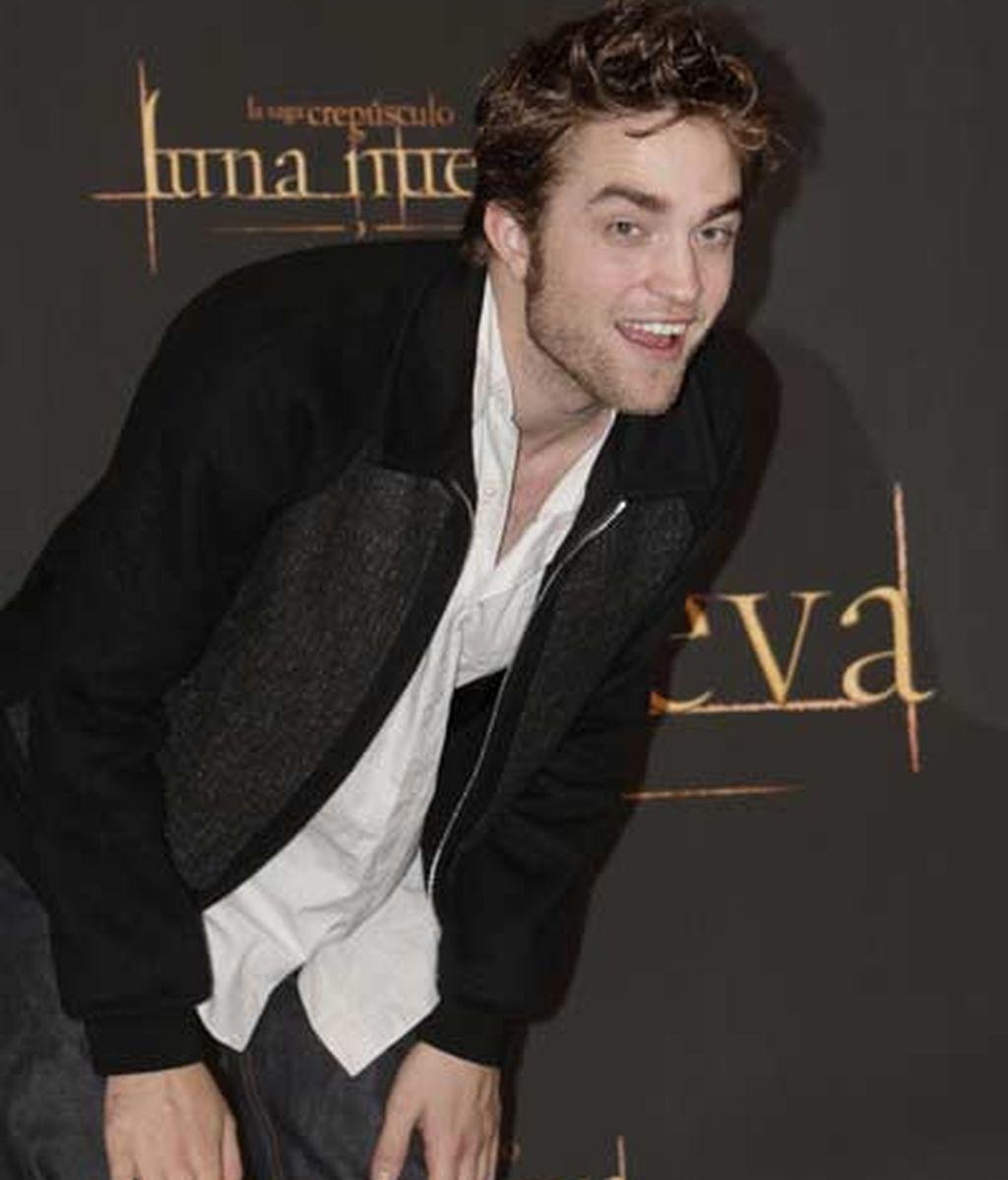 Robert Pattinson, protagonista en Madrid