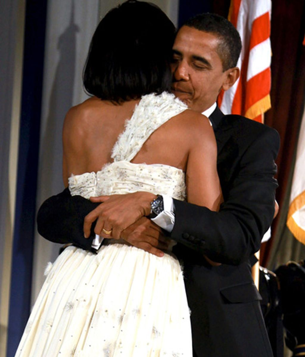 Bailes en honor a Obama