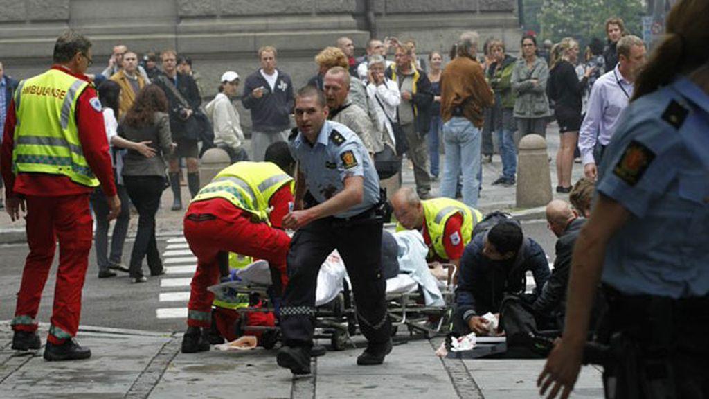 Se cumple un mes en el doble atentado de Noruega