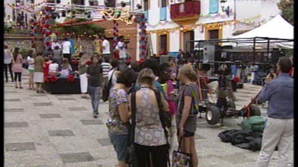 Bollywood en un pueblecito de Huelva