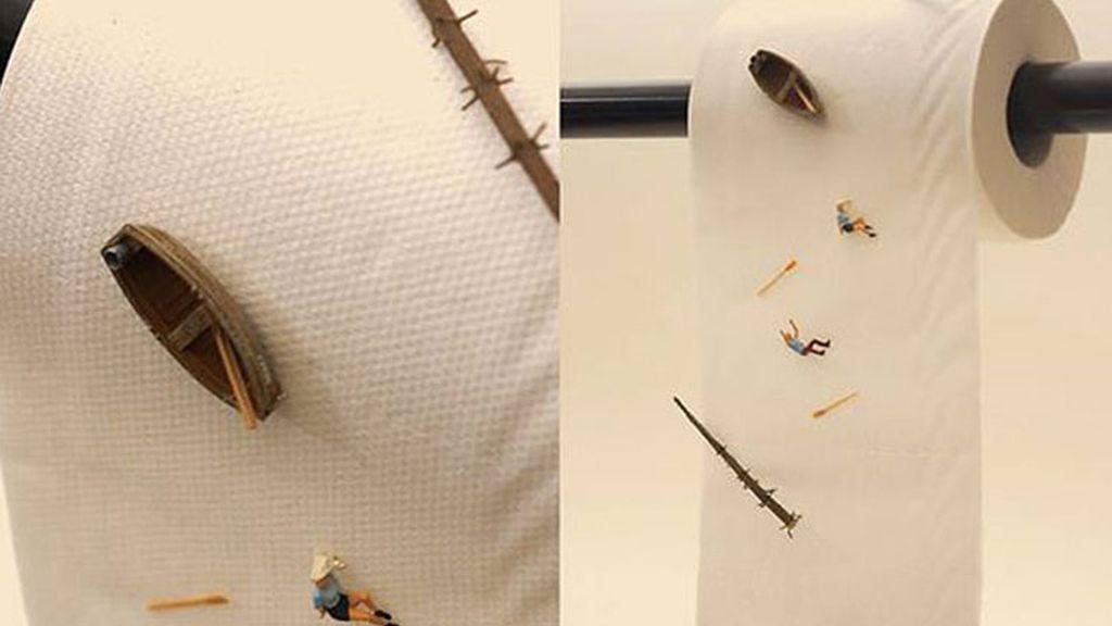 El increible mundo en miniatura