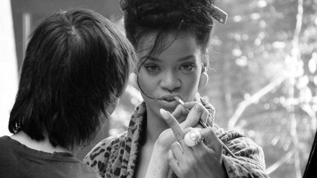 Rihanna al descubierto