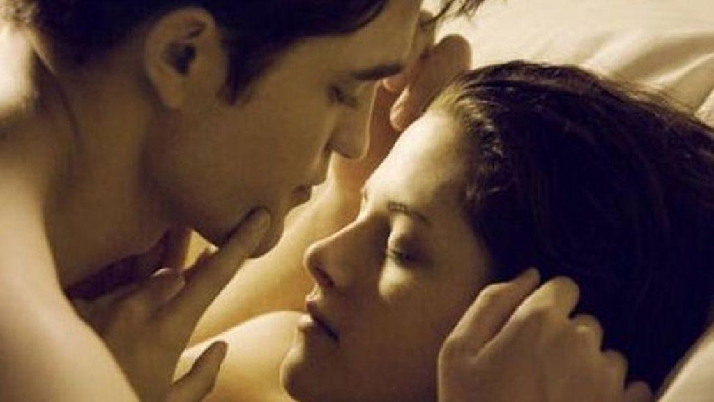 La 'primera vez' entre Bella y Edward