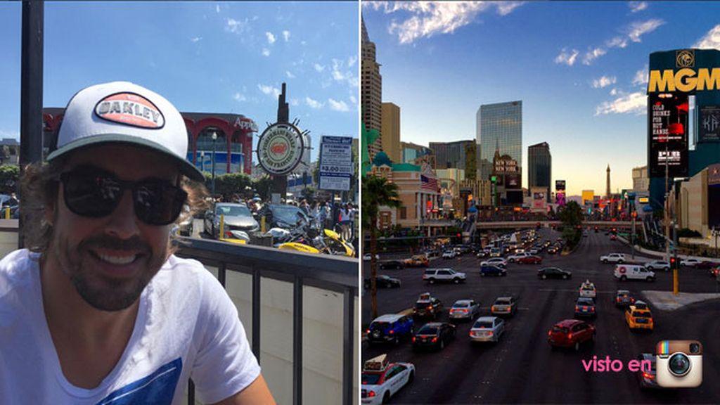 "De Las Vegas a San Francisco... ""Un espectáculo"""