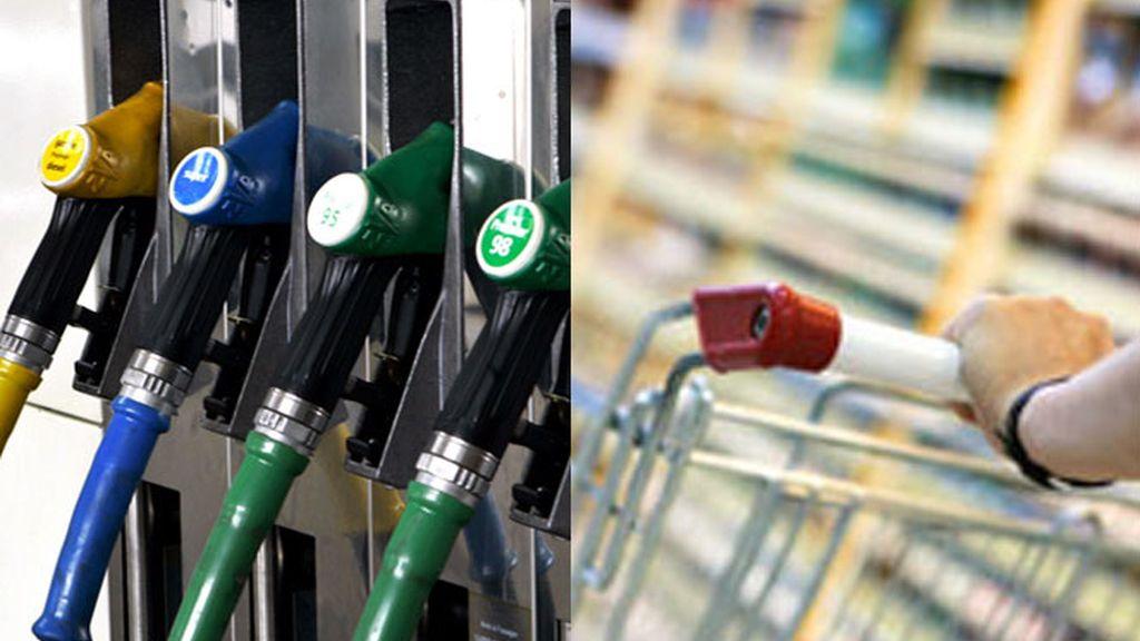 Los precios meten el turbo por la subida del petróleo