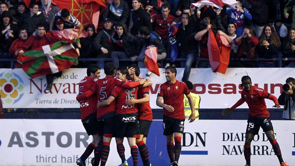 Osasuna 1 - 0 Real Sociedad