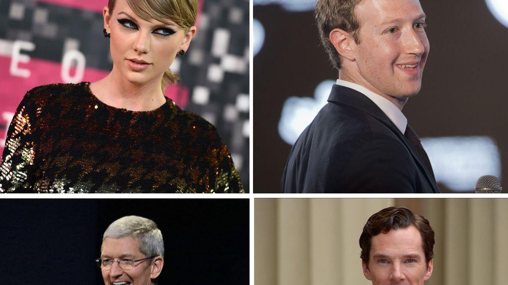 Las personas más influyentes en los medios