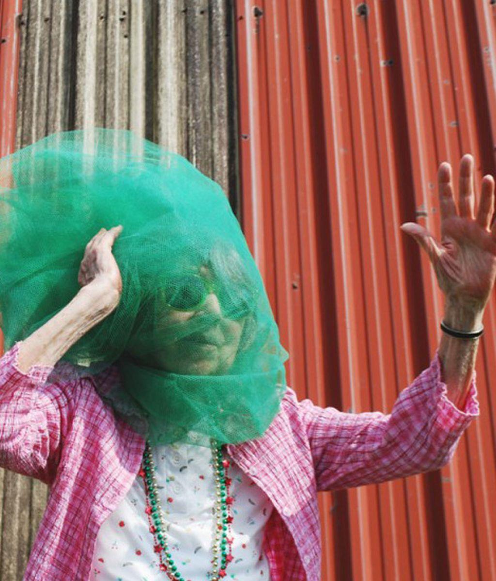 Momentos de vida 'robados' a la artista Marie Ulmer